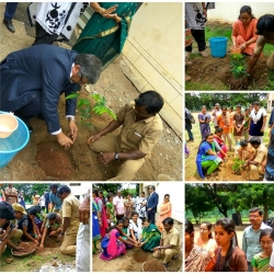 loyola-college-autonomous-adopt-a-tree-project-supported-by-ase-structure-design-pvt-ltd-as-part-of-csr-called-the-green-kalam-project